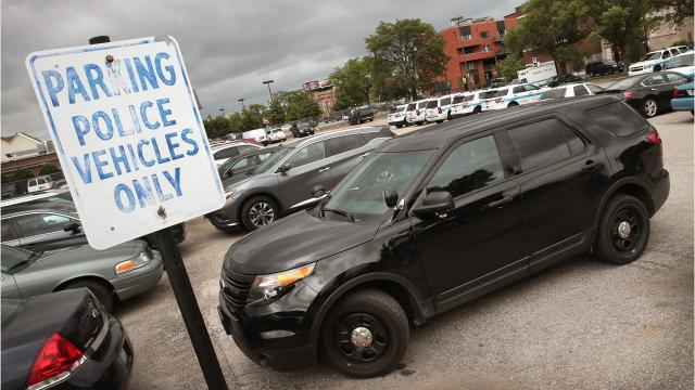 Ford dispatching teams to help fix police SUV fume issues