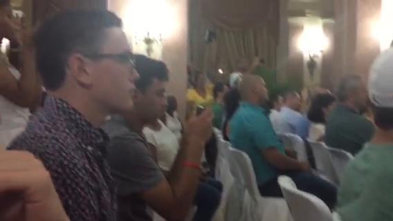 Grosse Pointe Avengers watch Cuban all-boys choir