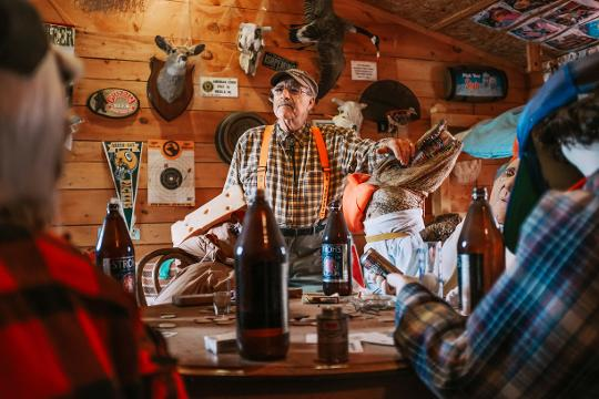 """Jim """"Hoolie"""" DeCaire discusses the sights of Da Yoopers Tourist Trap in Michigan's Upper Peninsula, as well as the history of his band Da Yoopers."""