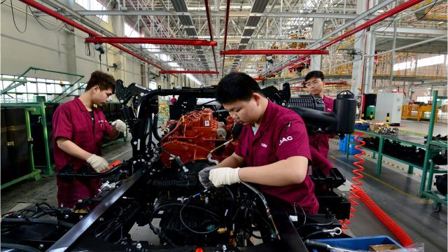 In today's political environment, a sale of Fiat Chrysler, the Italian-American automaker, to a Chinese company seems far-fetched. But analysts say it could happen. Here's why: