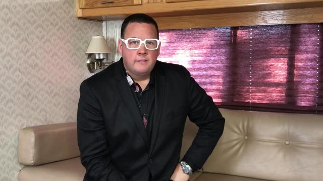 Hang out with Graham Elliot  and Detroit's celebrity chefs at the Detroit Free Press Food & Wine Experience on Sept. 16 in Campus Martius Park. Tickets at Foodandwine.Freep.com