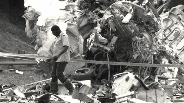 August 16, 2017 marks the 30th anniversary of the fatal Northwest Airlines Flight 255 crash in Romulus, after takeoff from Detroit Metropolitan Airport. It is the deadliest aviation disaster in Michigan history. Among the 156 who died are: all six crew members, two motorists, and 148 of the 149 passengers. The sole survivor was four-year-old Cecelia Cichan.
