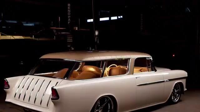 Video: TV's 'Bitchin' Rides' brings custom cars to Dream ...