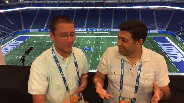 Free Press sports writers Dave Birkett and Carlos Monarrez parse through what matters from the preseason game at Ford Field on Saturday, Aug. 19, 2017.