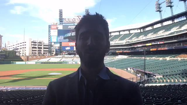 Free Press sports writer Anthony Fenech recaps the Tigers' win over the Dodgers on Sunday, Aug. 20, 2017, at Comerica Park, featuring a dazzling Justin Verlander.