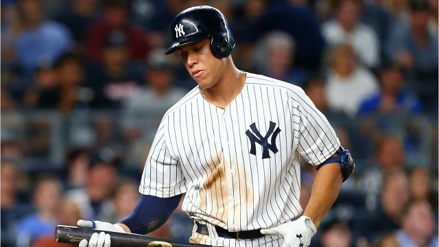Aaron Judge, Yankees come to Comerica Park