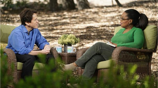 Mitch Albom tells Oprah about lessons that still resonate from 'Tuesdays with Morrie'