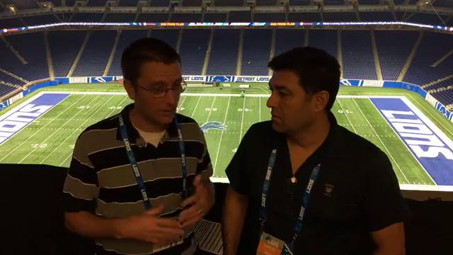 Free Press sports writers Dave Birkett and Carlos Monarrez share their thoughts after the Lions' 30-28 exhibition loss to the Patriots on Friday, Aug. 25, 2017, at Ford Field.
