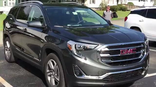 First drive video: 2018 GMC Terrain AWD Denali