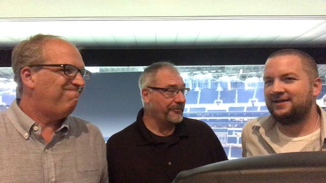 Free Press sports writers Nick Baumgardner, Jeff Seidel and Shawn Windsor break down U-M's 33-17 win over Florida on Saturday, Sept. 2, 2017, in Arlington, Texas.