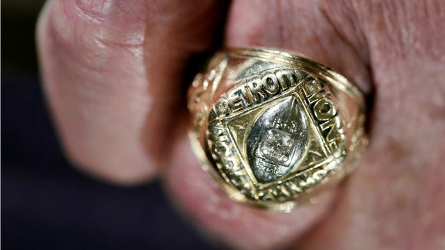 5 highlights from 1957 Detroit Lions championship team