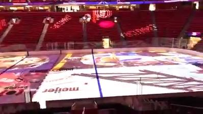 Guided tour of Little Caesars Arena