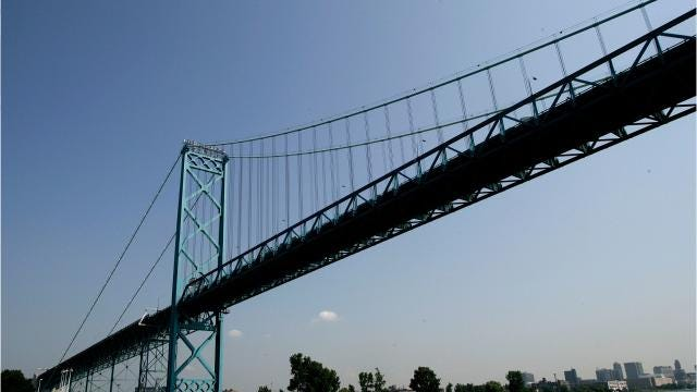 Morouns get permit for Ambassador Bridge span, say they'll build soon