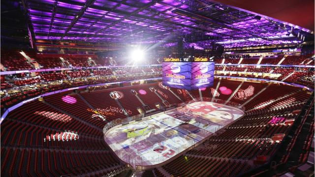10 coolest things to see at Little Caesars Arena