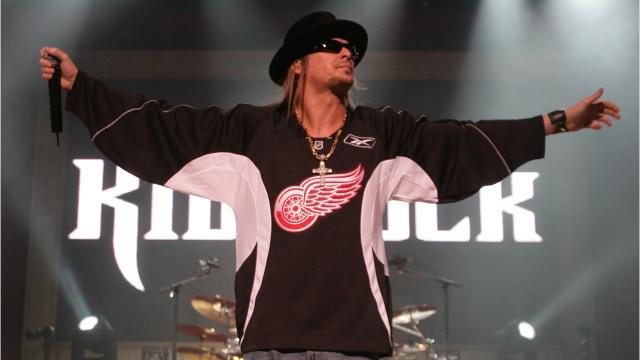 Kid Rock is the king of Detroit music venues. See all the places he's played