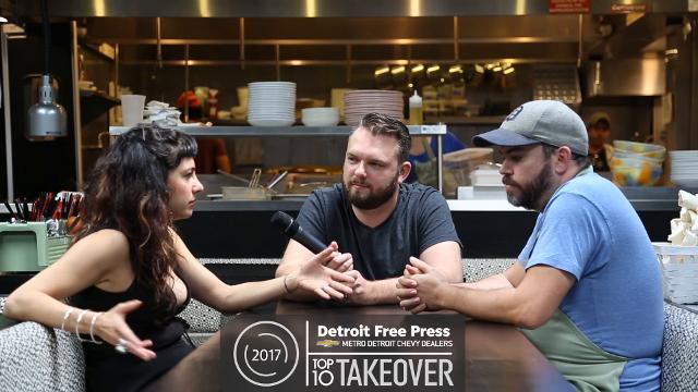 Top 10 Takeover dines at Takoi