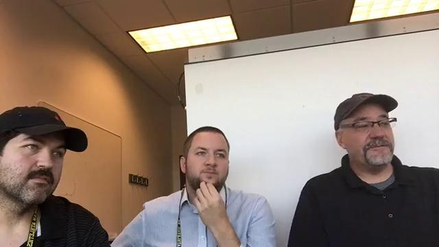 Free Press columnist Jeff Seidel and sports writers Nick Baumgardner and George Sipple dissect Michigan's 29-13 win over Air Force on Saturday, Sept. 16, 2017, in Ann Arbor.