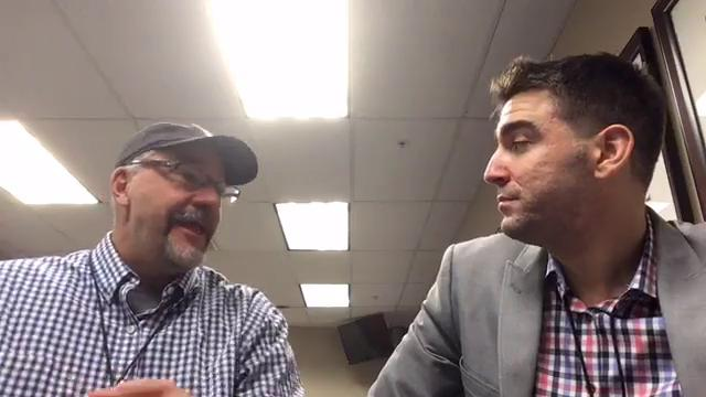 Free Press columnist Jeff Seidel and sports writer Anthony Fenech discuss Matthew Boyd's near no-hitter on Sunday, Sept. 17, 2017, at Comerica Park.