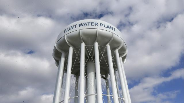 Study: Flint birth rates down, fetal deaths up after water change