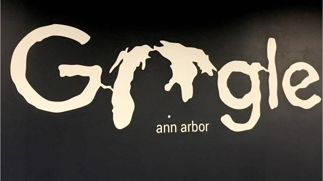 Google celebrates its new and expanded office in Ann Arbor