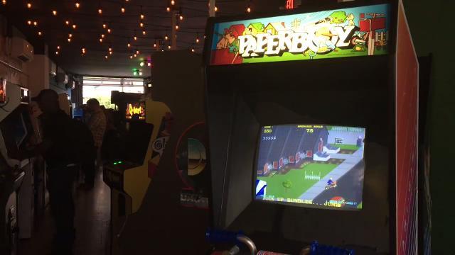 Pop+Offworld arcade lands in Detroit amid 1980s revival