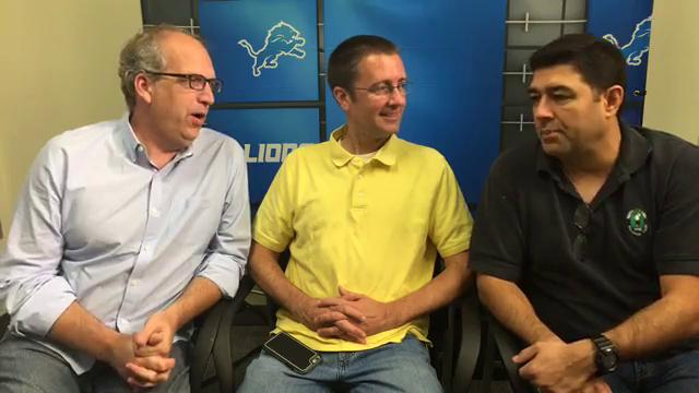 Free Press sports writers Dave Birkett, Carlos Monarrez and Shawn Windsor preview the Lions-Vikings game and give their predictions for Sunday's matchup.