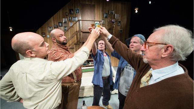 The Tipping Point Theatre opened in 2007 in downtown Northville. The nonprofit, professional theater produces six shows a season and pays its actors.