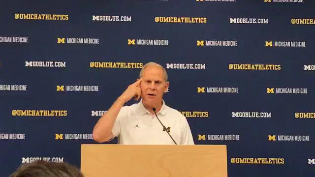 Michigan basketball coach John Beilein discusses FBI investigation of college basketball, being named the cleanest head coach, and the outlook for his 2017-18 team, Wednesday, Oct. 4, 2017.