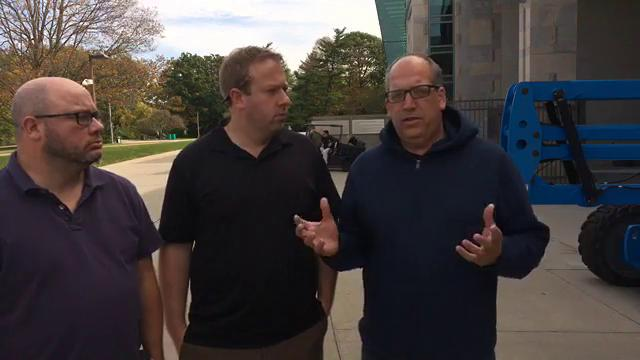 Chris Solari, Graham Couch and Shawn Windsor discuss some Michigan State football on Oct. 10, 2017 as the team gets ready to play Minnesota.