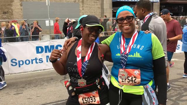Relive the 2017 Free Press marathon