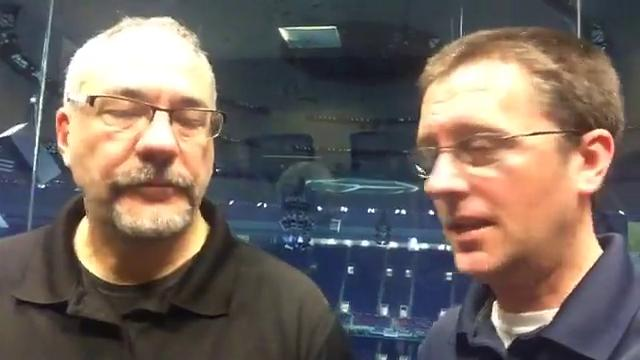 Free Press sports writer Dave Birkett and columnist Jeff Seidel discuss the Lions' 52-38 loss to the Saints on Sunday, Oct. 15, 2017, in New Orleans,