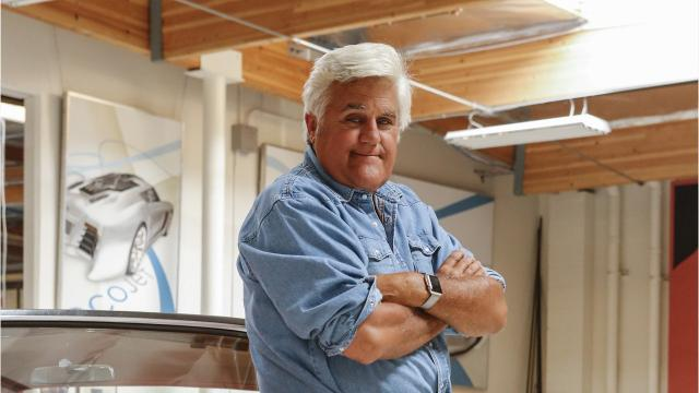 Jay Leno said the best shrimp he's ever had is served at a Garden City Chinese restaurant, according to Shen Yu, owner of New Peking, where the former late-night talk show host stopped for a bite on Monday.