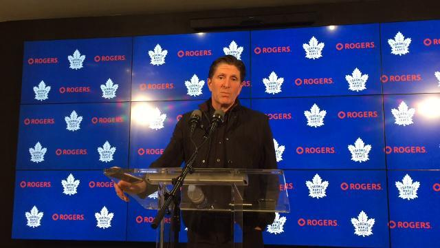 Maple Leafs' Mike Babcock talks Red Wings, Henrik Zetterberg