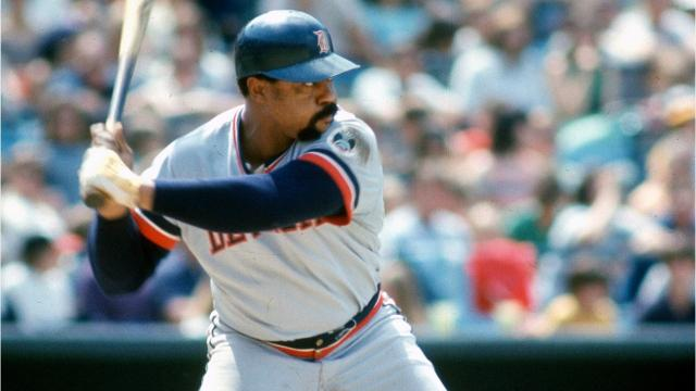 Wishing a Happy Birthday to Detroit Tigers legend Willie Horton, who turned 75 on Oct. 18, 2017. Video by Ryan Ford, Detroit Free Press