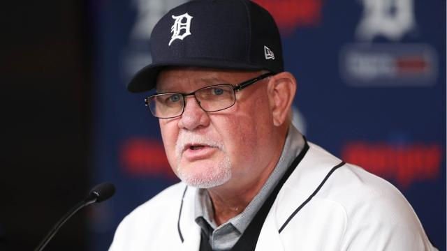 Only nine managers have been ejected more than new Detroit Tigers manager Ron Gardenhire .