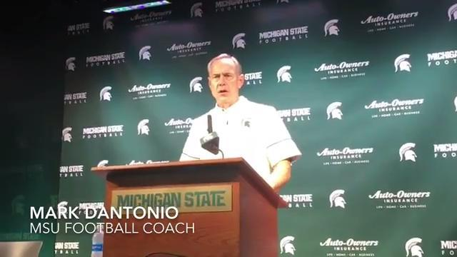 Michigan State Spartans rally to bowl eligibility
