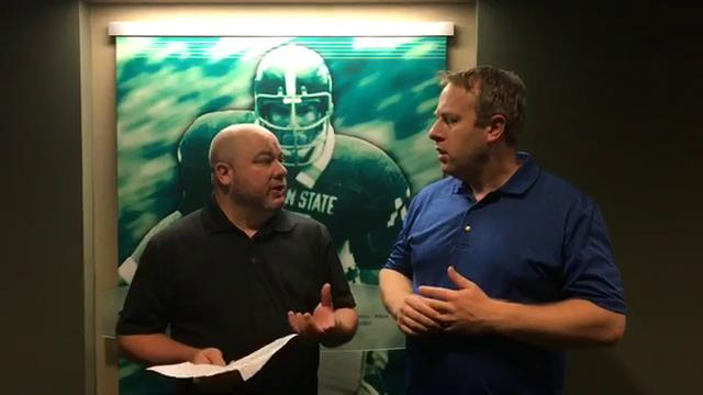 Chris Solari and Lansing State Journal sports columnist Graham Couch recap Michigan State's 17-9 win over the Hoosiers.