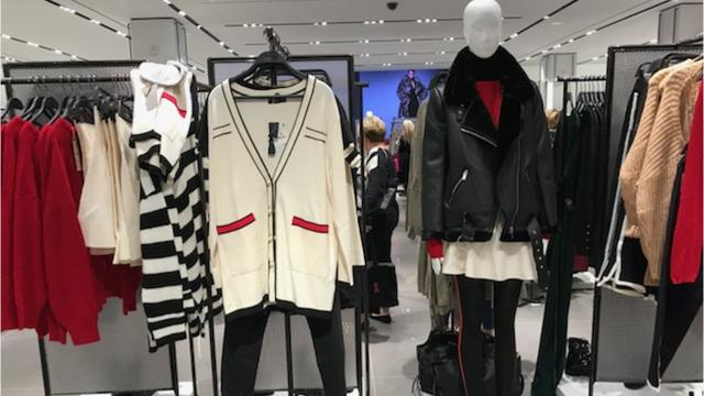 Check out Michigan's first Zara store