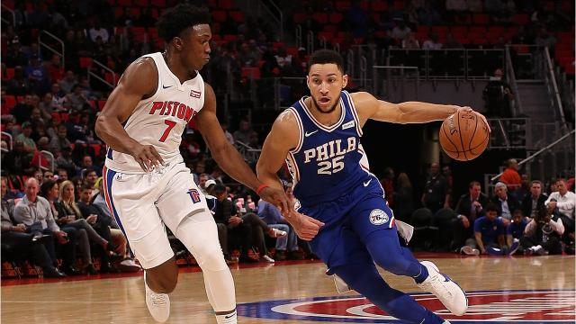Stat check: Sixers' Ben Simmons notches triple-double