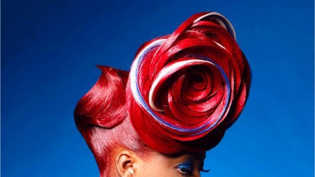 Hair artist Kristina Beaty to shine at DIA