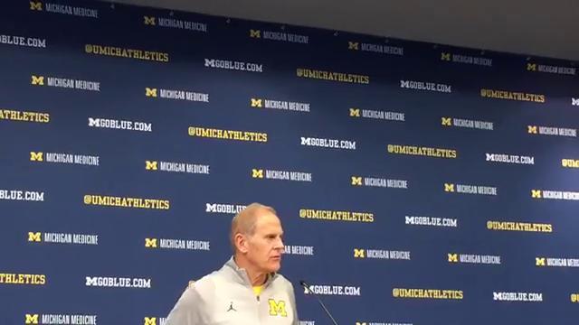 Watch: Michigan's John Beilein breaking in youth