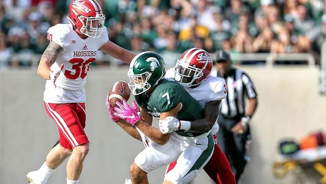 Michigan State football not satisfied with strong start