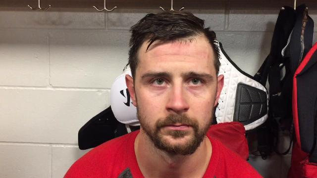 Red Wings having first-period scoring problems