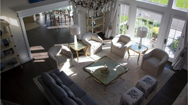 French-style Grosse Pointe home comes with a view