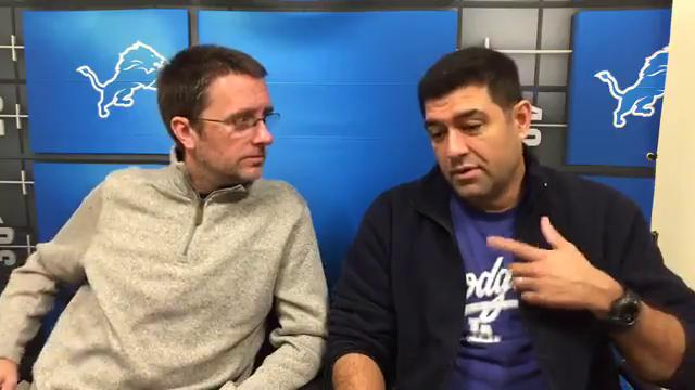 Free Press sports writers Dave Birkett and Carlos Monarrez break down the Lions-Steelers game and dissect the matchups to watch. Recorded Friday, Oct. 27, 2017.