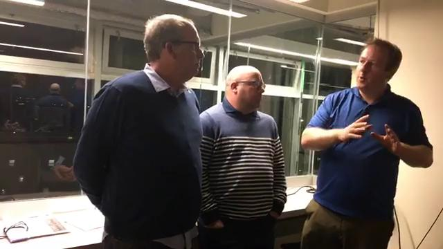 Free Press sports writers Chris Solari and Shawn Windsor and Lansing State Journal columnist Graham Couch break down Michigan State's 39-31 triple-overtime loss at Northwestern on Saturday, Oct. 28, 2017.