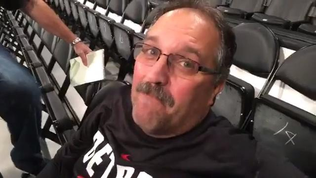 Stan Van Gundy talks about the Detroit Pistons facing ex-teammate Kentavious Caldwell-Pope.