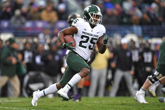 MSU players and coaches know the challenge Saquon Barkley, Trace McSorley and No. 7 Penn State present to their Big Ten title quest. Video by Chris Solari/DFP