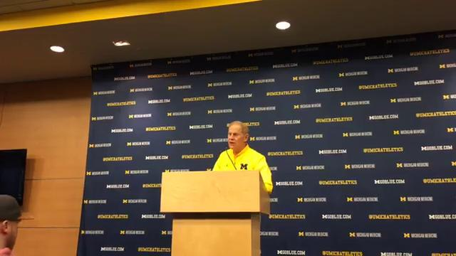 Michigan men's basketball coach John Beilein previews the Wolverines' season opener Friday against Grand Valley State.