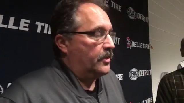 Watch: Stan Van Gundy on trade rumors, lack of FTs